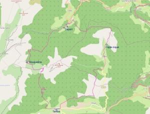 Tour du Mt Aiguille